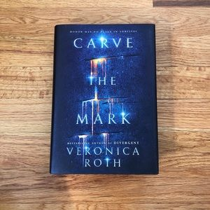 Carve the Mark (book) by Veronica Roth